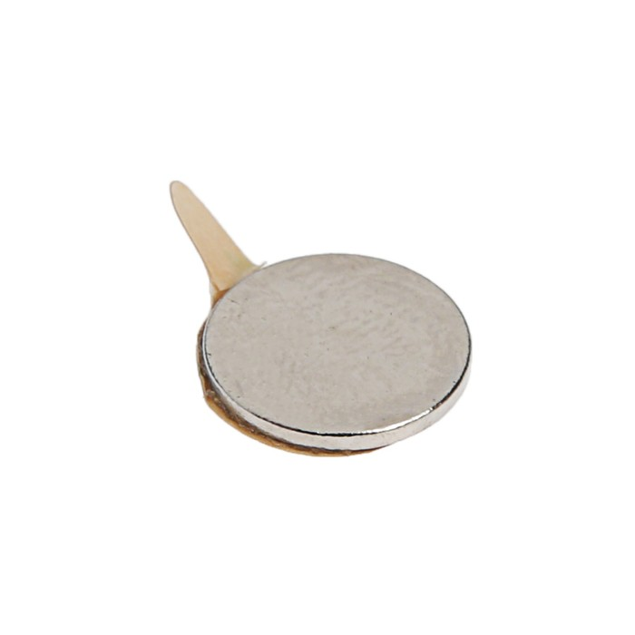 Неодимовый магнит REXANT, диск 10х1 мм, сцепление 0.5 кг, 20 шт.