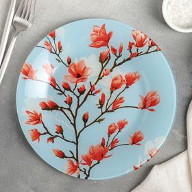 "Dining plate ""Spring"" 23 cm"