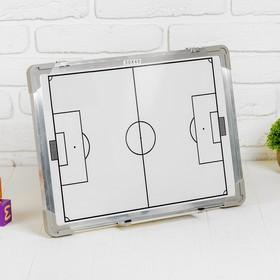Доска магнитно-маркерная «Футбол» 1,5×40×30 см