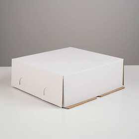 Confectionery packaging, 28 x 28 x 10 cm