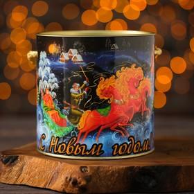"Подарочная коробка, тубус ""Миниатюра"", 12 х 12 см в Донецке"