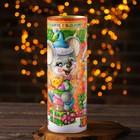 "Gift box, tube ""Mimi"", 12 x 34.5 cm"