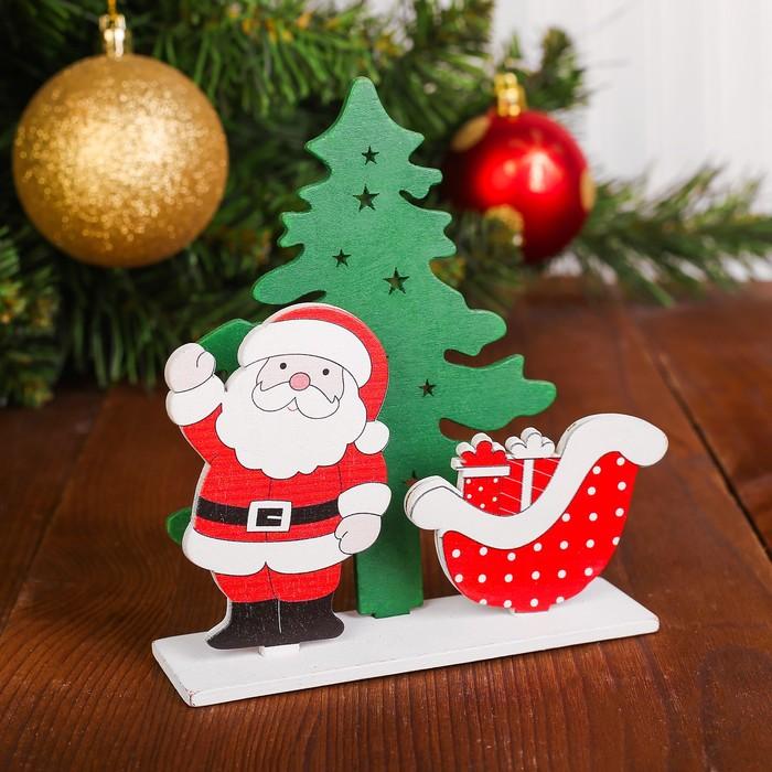 Декор «Дед мороз»