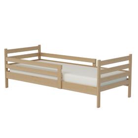 Кровать подростковая «Колибри», 160х80 см, цвет натуральный