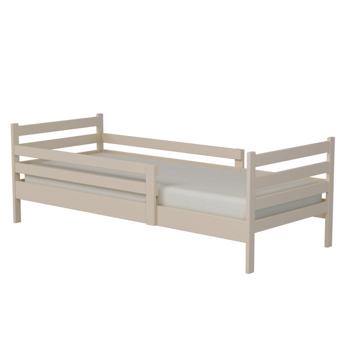 Кровать подростковая «Колибри», 160х80 см, цвет слоновая кость