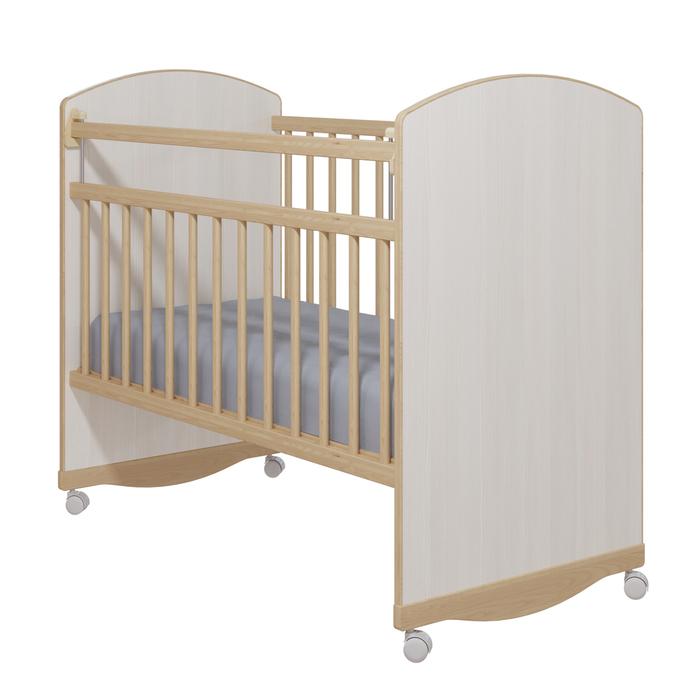 Кровать детская «Колибри-Классик 3», цвет бодега светлый