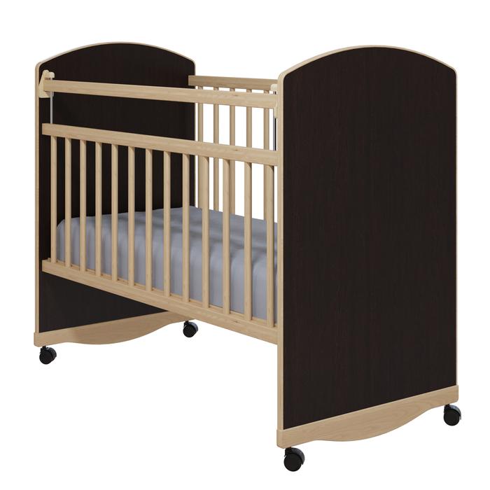 Кровать детская «Колибри-Классик 3», цвет венге