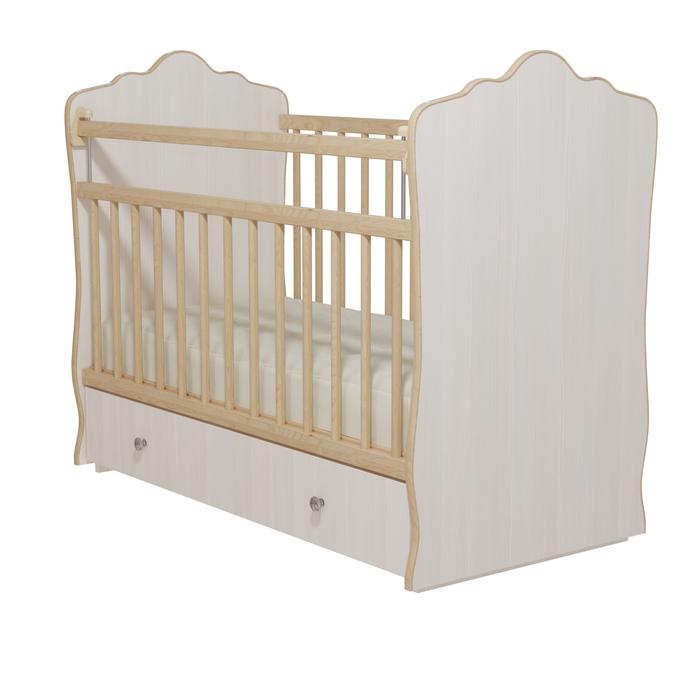 Кровать детская «Колибри-Велла 5», цвет бодега светлый
