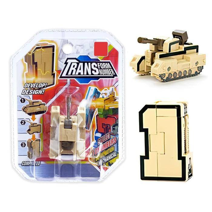 Робот-трансформер «Единица»