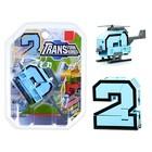 Робот-трансформер «Двойка»
