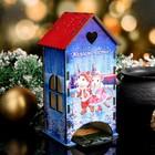 Чайный домик  «Мышки на льду», 9,5×9,5×20 см