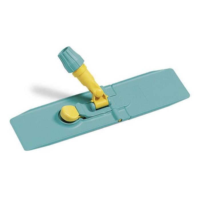Флаундер Wet Disinfection из полиамида для насадки TTS «Моп», 40х11 см, цвет зелёный