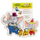 Набор персонажей «Слон Лип-Лип и слоник Ляп-Ляп»