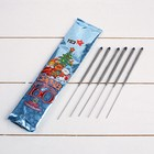 Candle Bengali, 16 cm, 6 PCs in pack