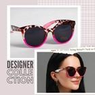 Очки солнцезащитные Pink leopard