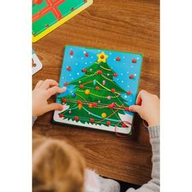 """GeoBoard """"Winter's tale"""", 20*20 cm"""
