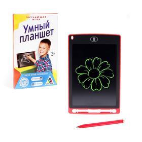 Обучающая игра «Умный планшет» LED, 3+ МИКС