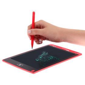 Настольная игра «Умный планшет», в комплекте: развивающие игры, электронный планшет
