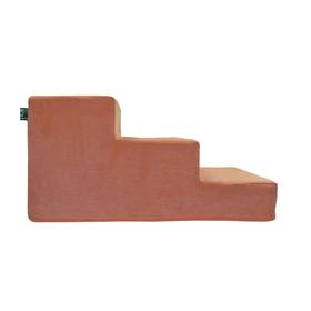"Лесенка  для собак ""Манго"", 3 ступени, мебельная ткань, 60 х 40 х 30 см"