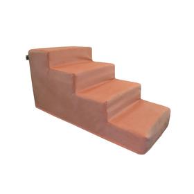 "Лесенка для собак ""Манго"", 4 ступени, мебельная ткань, 80 х 40 х 40 см"