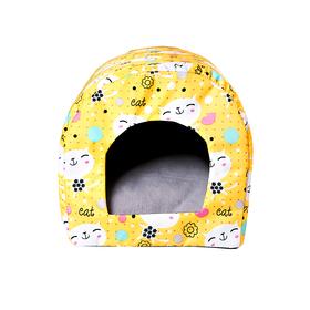 Домик-тоннель Cat, 35 х 26 х 26 см