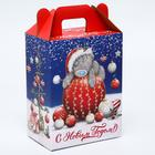 Подарочная коробка «С Новым Годом!», Me To You, 16 х 21 х 10 см
