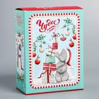 Подарочная коробка «С Новым Годом!», Me To You, 14.8 х 20 х 8 см