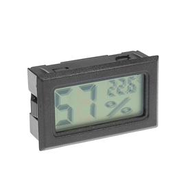 Thermometer, digital hygrometer, LCD screen