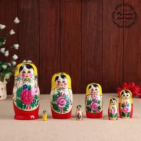 """Матрёшка """"Семёновская"""", 7 кукольная, 16х7 см"""
