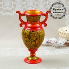 Vase with handles, Kudrin 31х13 cm