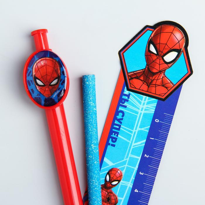 Письменный набор, Человек-паук