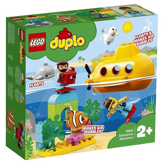 Конструктор Lego «Путешествие субмарины»