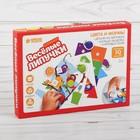 Игрушка развивающая «Весёлые липучки. Блокнот. Цвета и формы» - фото 105527303
