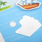 Игрушка развивающая «Весёлые липучки. Блокнот. Транспорт» - фото 105527314