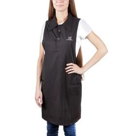Barber apron black