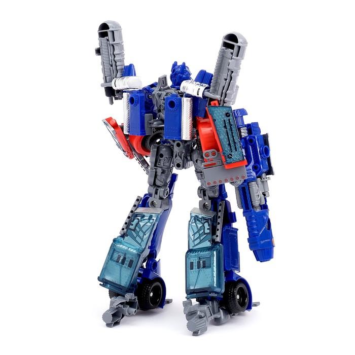 Робот-трансформер «Оптимус»
