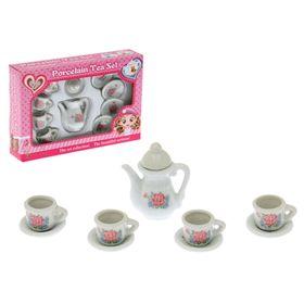 Набор керамической посуды «Чайный сервиз», 9 предметов