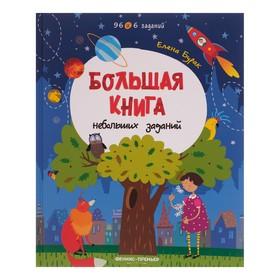 Большая книга небольших заданий. Бурак Е. С.