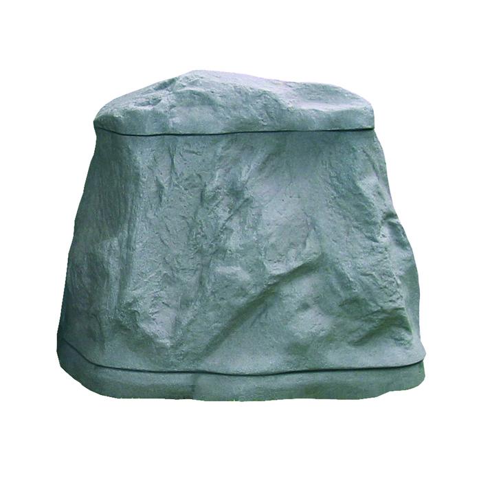 Ландшафтный компостер камень Biolan, 450 л, цвет серый гранит