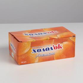 Жевательная резинка со вкусом Апельсин