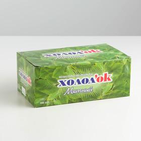 Жевательная резинка «Холодок» со вкусом мяты, 3,5 г в Донецке