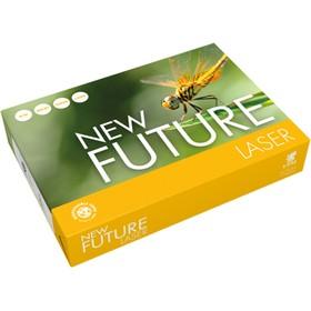 Бумага А4 500 л, New Future Laser, 80 г/м2, белизна 150% CIE, класс C