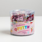 "Chewing candy ""Frutti"" with Strawberry flavor,3,5 g"