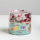 "Chewing candy ""Frutti"" with the taste of Cranberry,3,5 g"