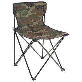 Кресло туристическое, складное, до 80 кг, размер 45 х 45 х 70 см, цвет зелёный Ош