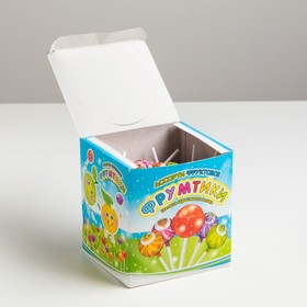 Карамель леденцовая на палочке «Фрумтики», фруктовое ассорти, 10 г в Донецке