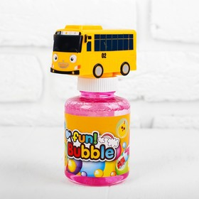 "Bubbles ""Buses"" 5,5×7×12.5 cm MIX"