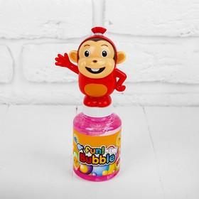 """Bubbles """"the Monkey"""" 5,5×5,5×16.5 cm MIX"""