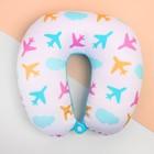 "Headrest antistress ""Planes"""