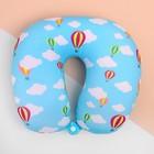 """Headrest antistress """"balloons"""""""